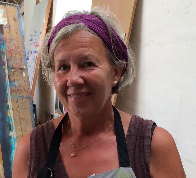 Ann-Mari Bertilsson konst Kristianstad